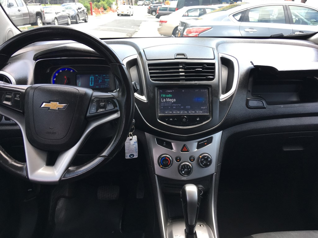 Used - Chevrolet Trax LT Wagon for sale in Staten Island NY