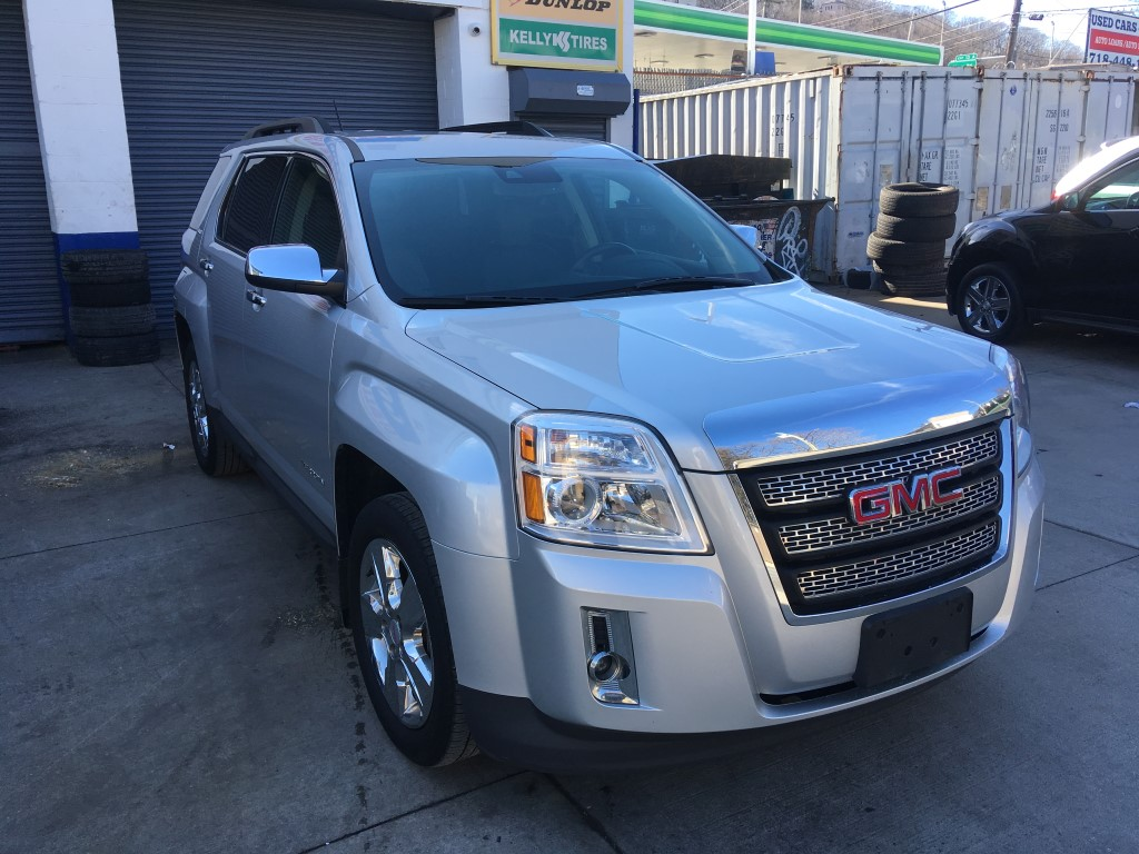 Used - GMC Terrain SLT SUV for sale in Staten Island NY
