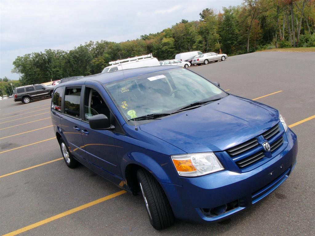 Pre owned car grand caravan sedodge
