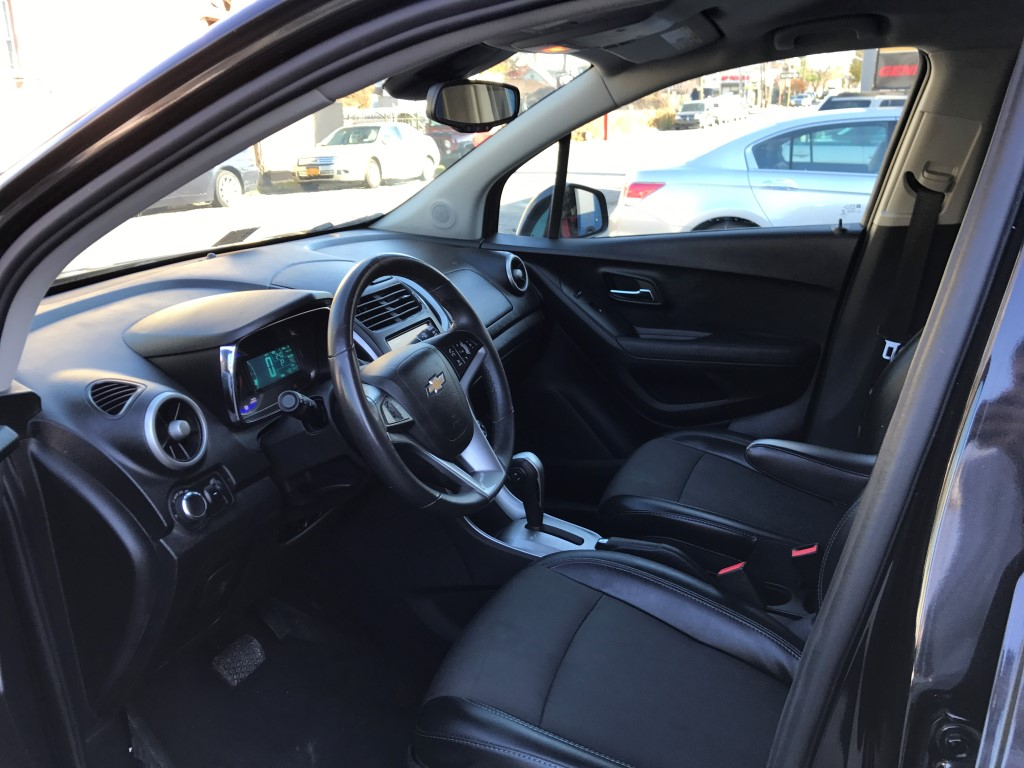 Used - Chevrolet Trax LT SUV for sale in Staten Island NY