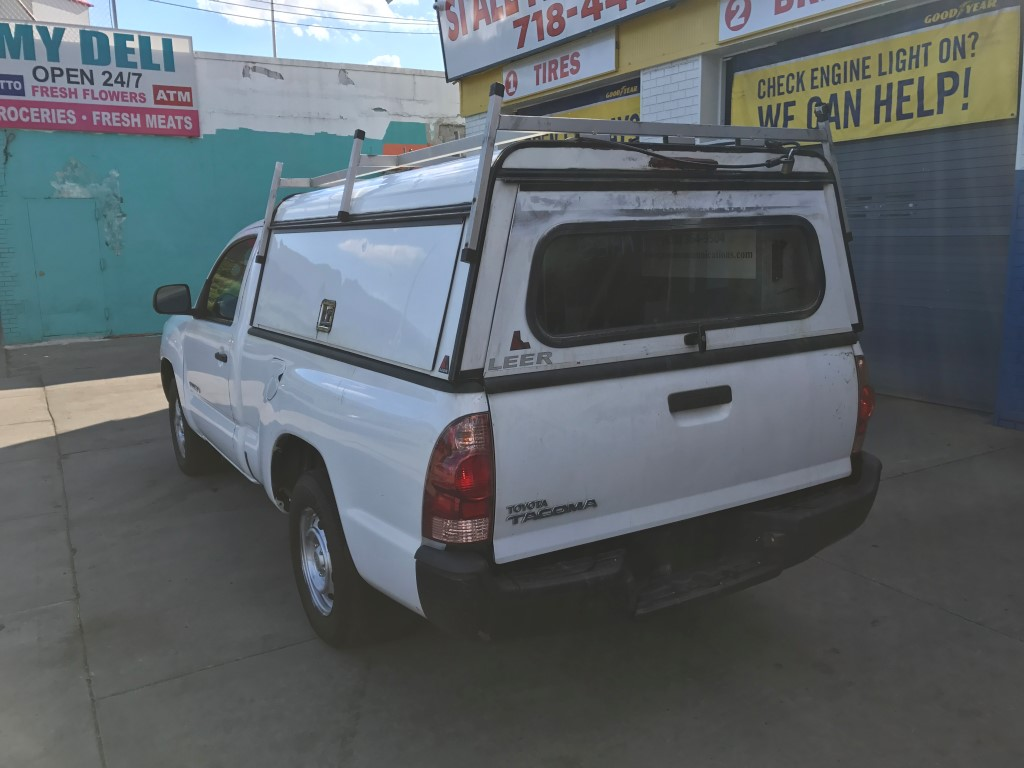 Used - Toyota Tacoma Base Truck for sale in Staten Island NY