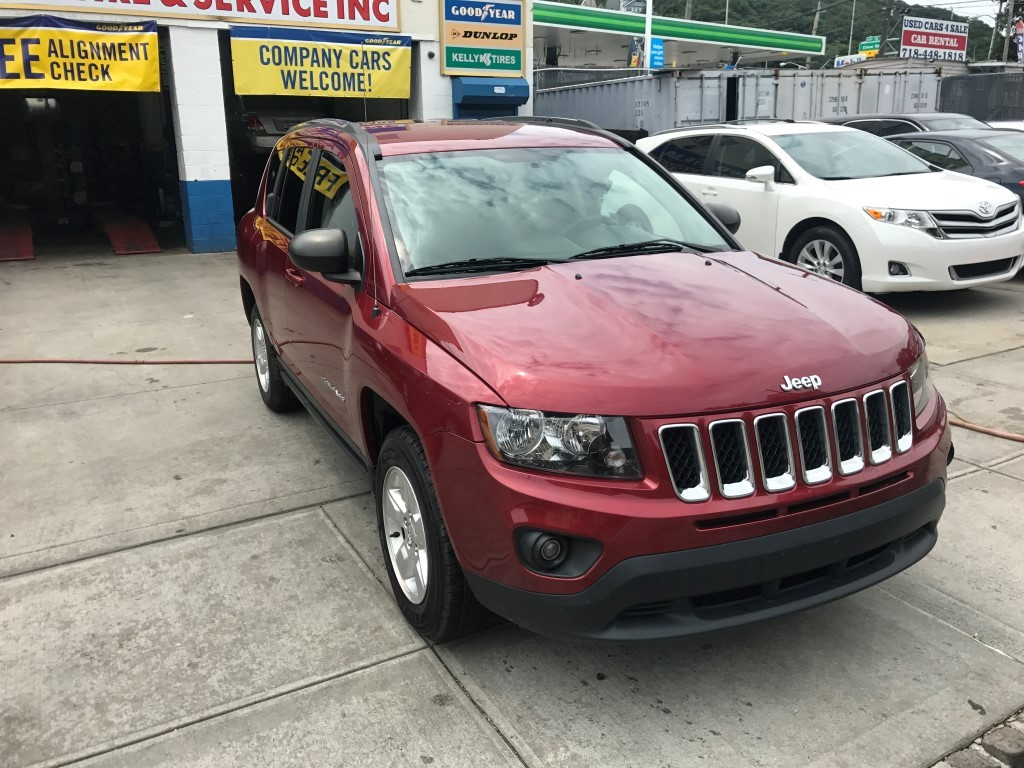 Used - Jeep Compass Sport SUV for sale in Staten Island NY