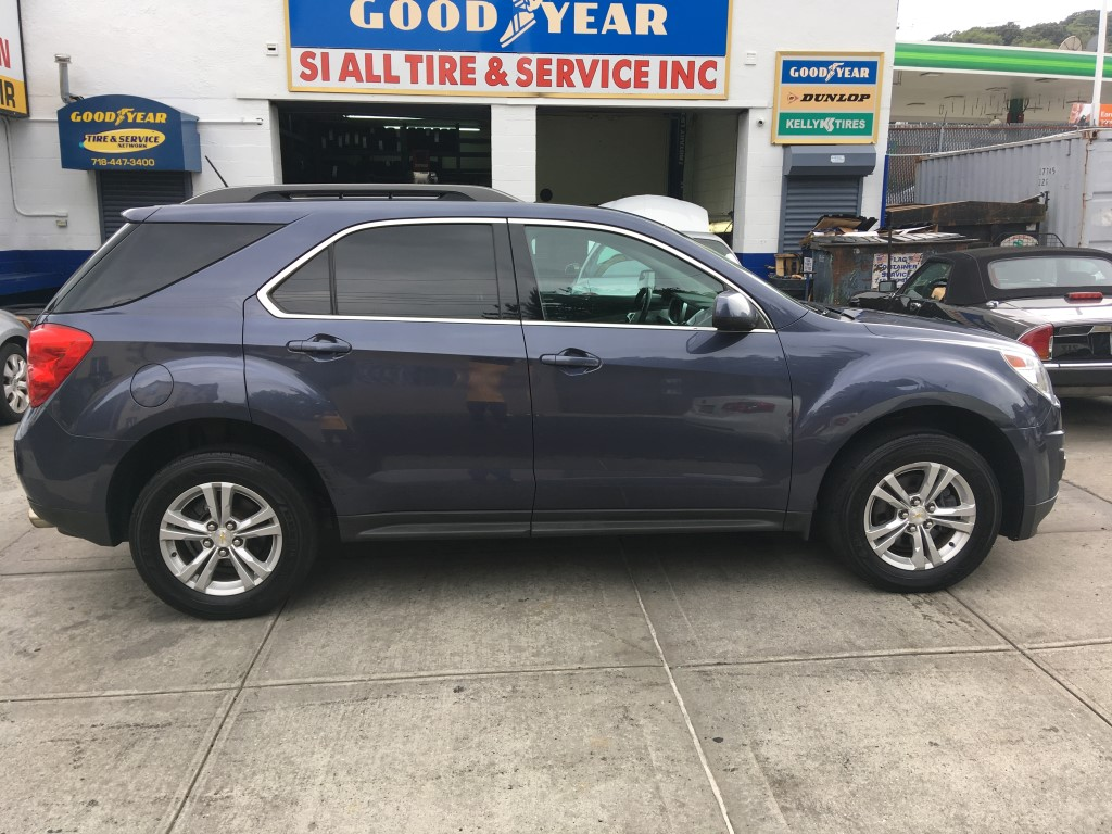 Used - Chevrolet Equinox LT AWD SUV for sale in Staten Island NY