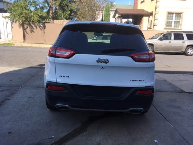 Used - Jeep Cherokee Limited 4x4 SUV for sale in Staten Island NY