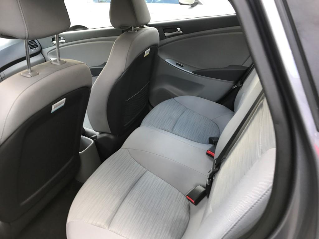 Used - Hyundai Accent SE Sedan for sale in Staten Island NY
