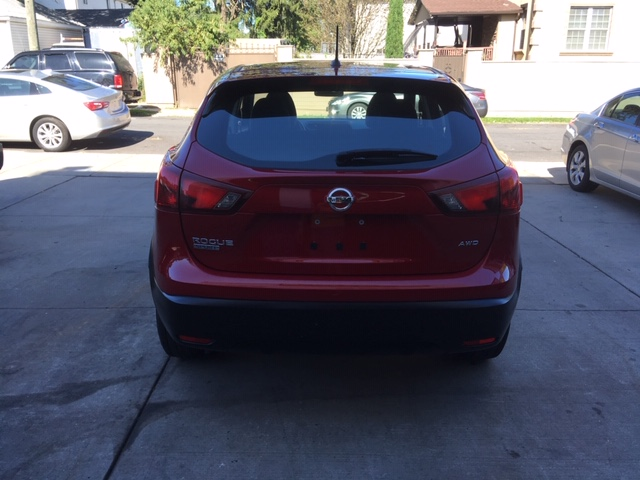 Used - Nissan Rogue Sport S AWD Wagon for sale in Staten Island NY