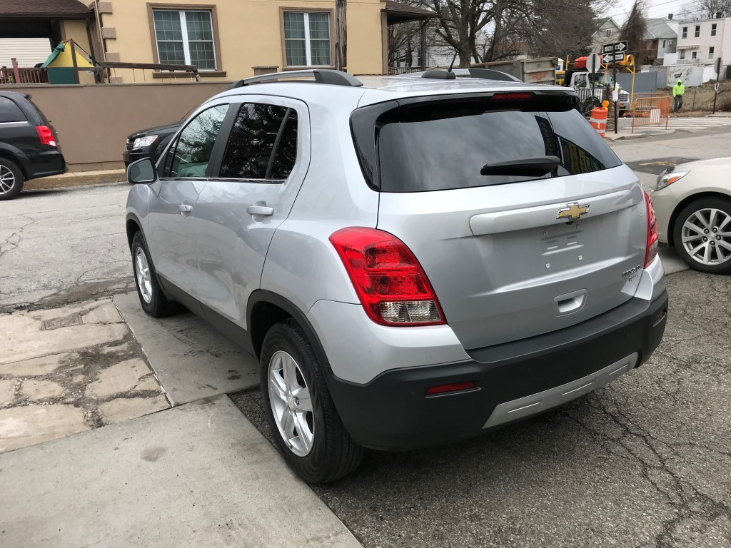 Used - Chevrolet Trax LT AWD SUV for sale in Staten Island NY