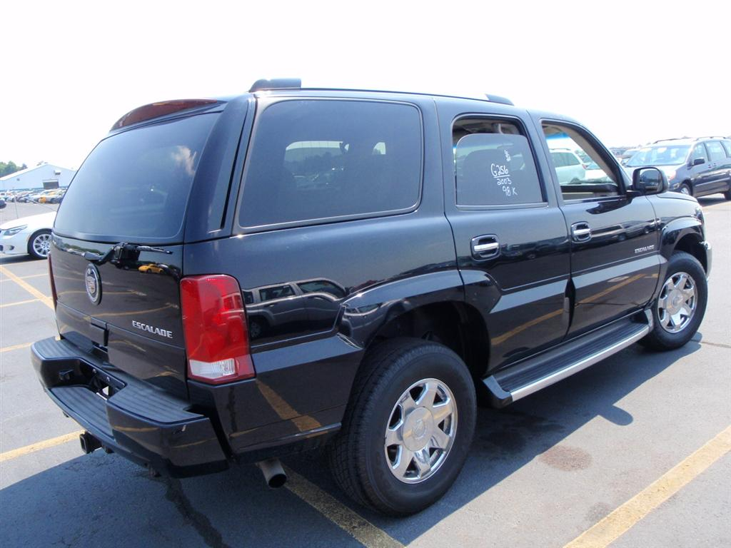 offers used car for sale 2003 cadillac escalade sport utility awd. Black Bedroom Furniture Sets. Home Design Ideas