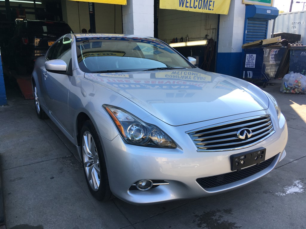 Used - Infiniti G37X AWD Coupe for sale in Staten Island NY