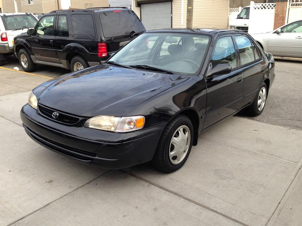 offers used car for sale 2000 toyota corolla sedan 3 in staten. Black Bedroom Furniture Sets. Home Design Ideas