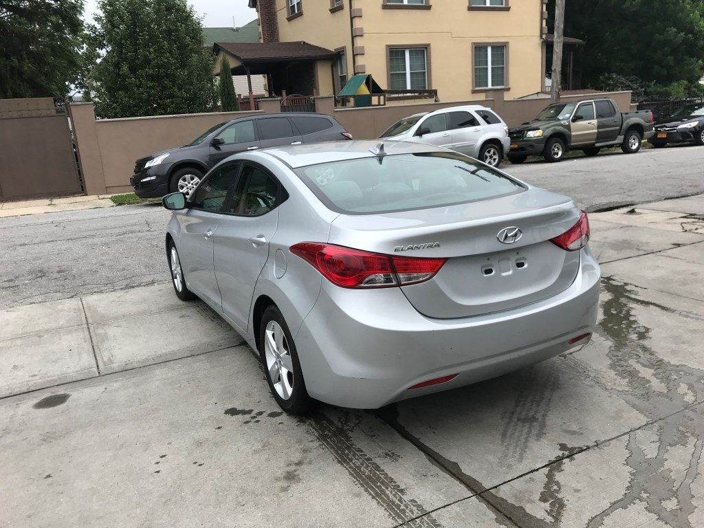 Used - Hyundai Elantra GLS Sedan for sale in Staten Island NY