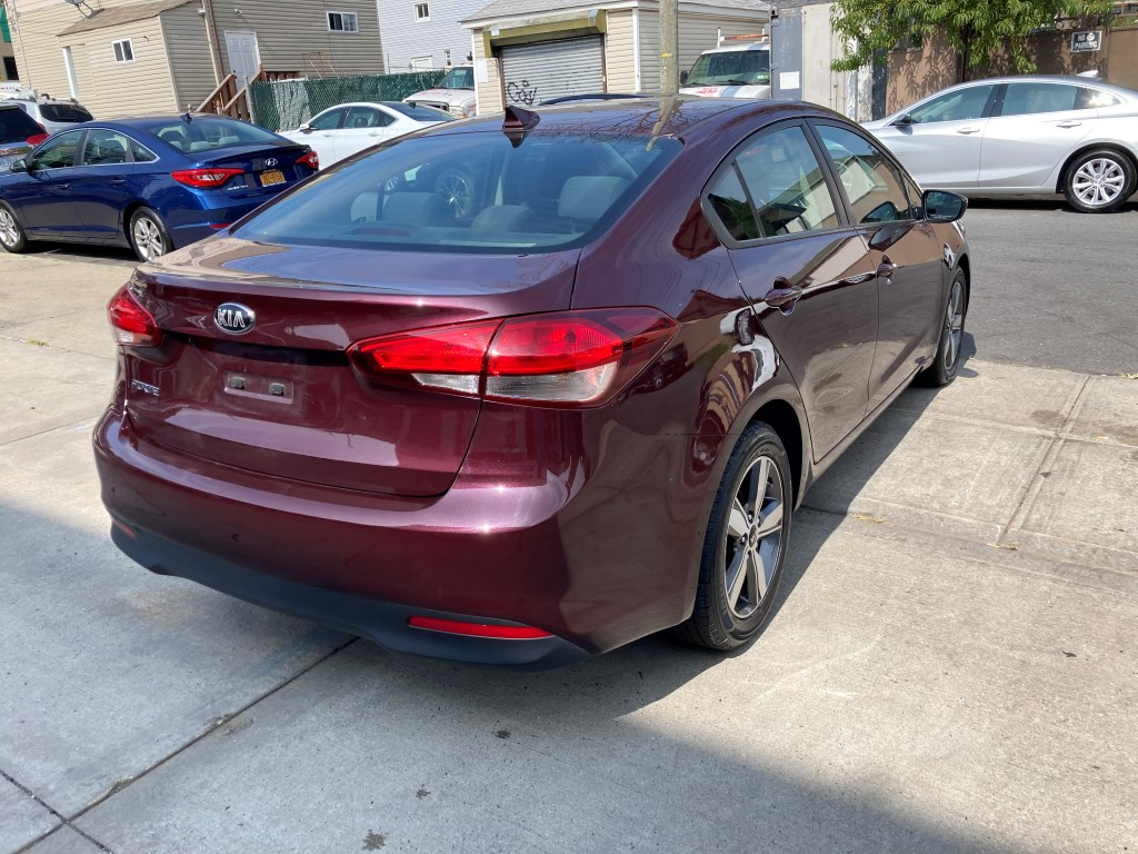 Used - Kia Forte LX Sedan for sale in Staten Island NY