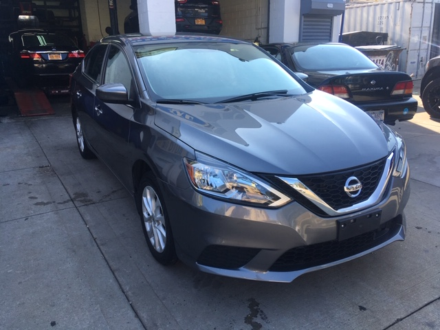 Used - Nissan Sentra SV Sedan for sale in Staten Island NY