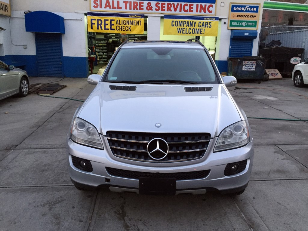 Used 2007 mercedes benz ml350 awd suv 12 for Cheap used mercedes benz for sale