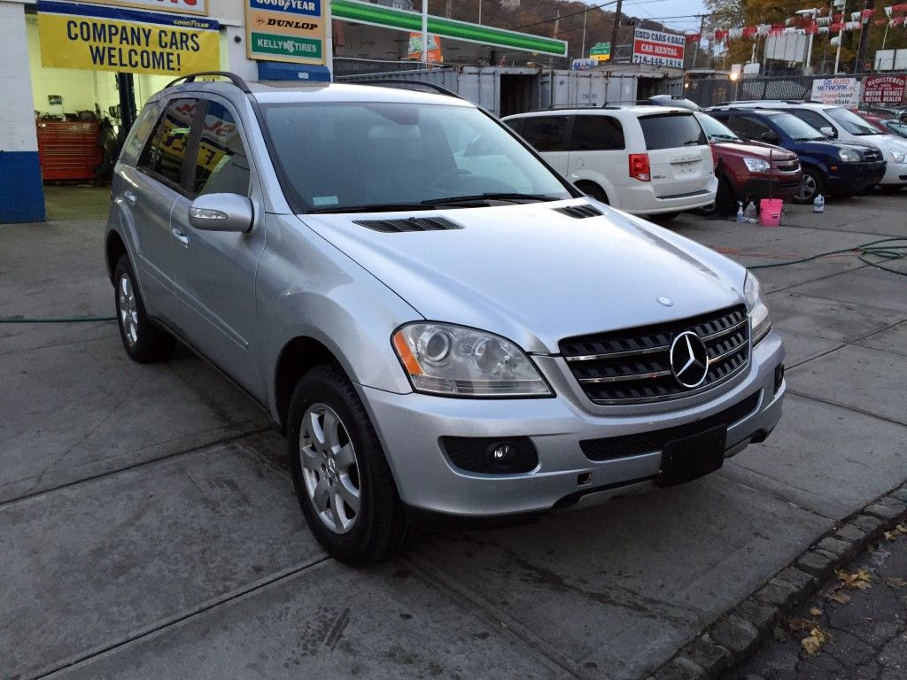 Used 2007 mercedes benz ml350 awd suv 12 for 2007 mercedes benz ml350 for sale