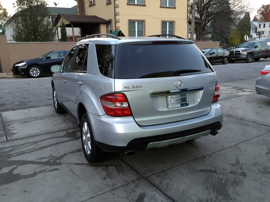 Used 2007 mercedes benz ml350 awd suv 12 for Mercedes benz jeep used