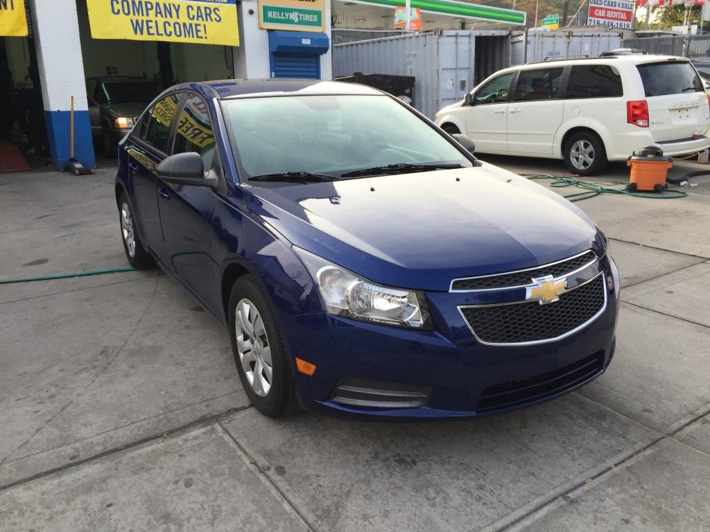 Used 2013 Chevrolet Cruze Ls Sedan 8 590 00