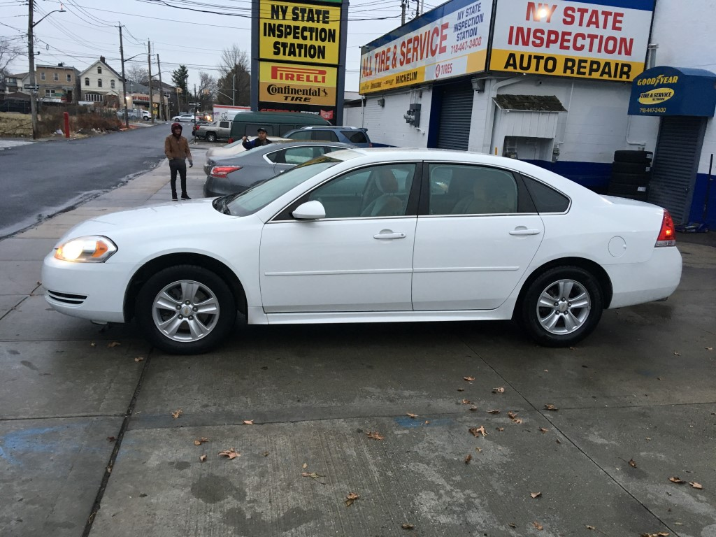 Used - Chevrolet Impala LS Sedan for sale in Staten Island NY