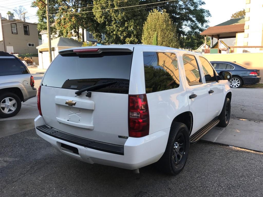 Used - Chevrolet Tahoe Police Pkg SUV for sale in Staten Island NY