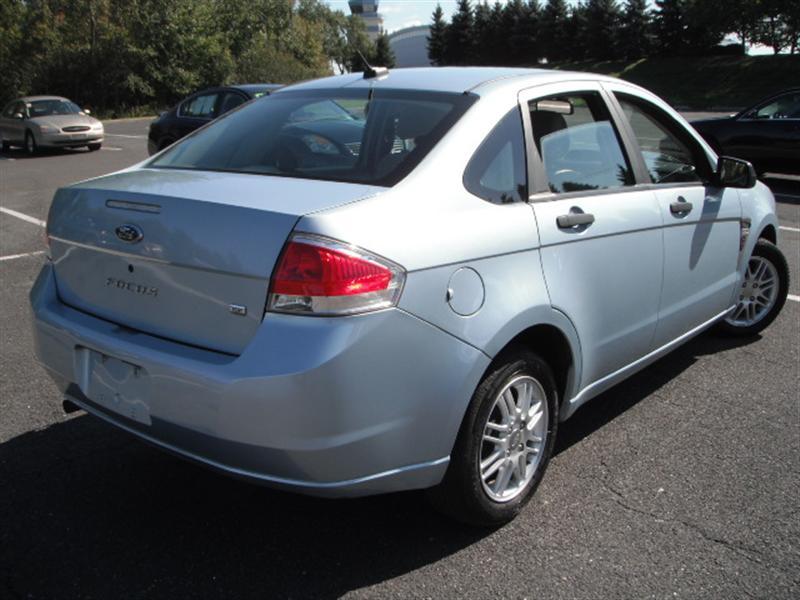 offers used car for sale 2008 ford focus sedan 6 in staten. Black Bedroom Furniture Sets. Home Design Ideas