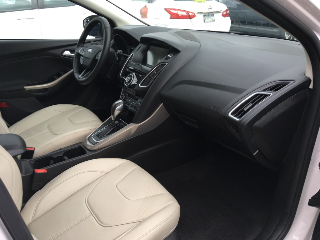 Used - Ford Focus Titanium Hatchback for sale in Staten Island NY