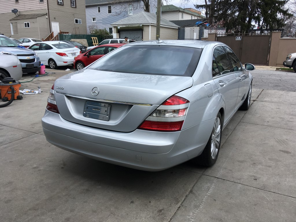 Used - Mercedes-Benz S550 Sedan for sale in Staten Island NY