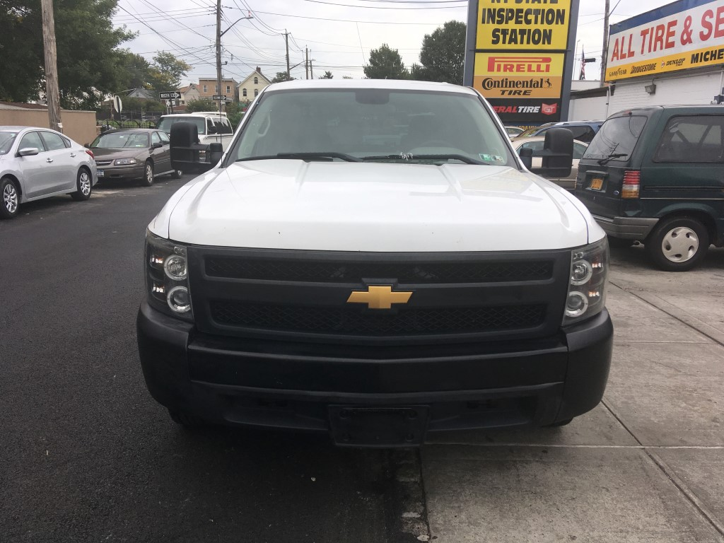 Used - Chevrolet Silverado 1500 LS Crew Cab Truck for sale in Staten Island NY