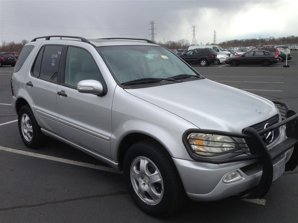 Offers used car for sale 2002 for Mercedes benz ml 2002