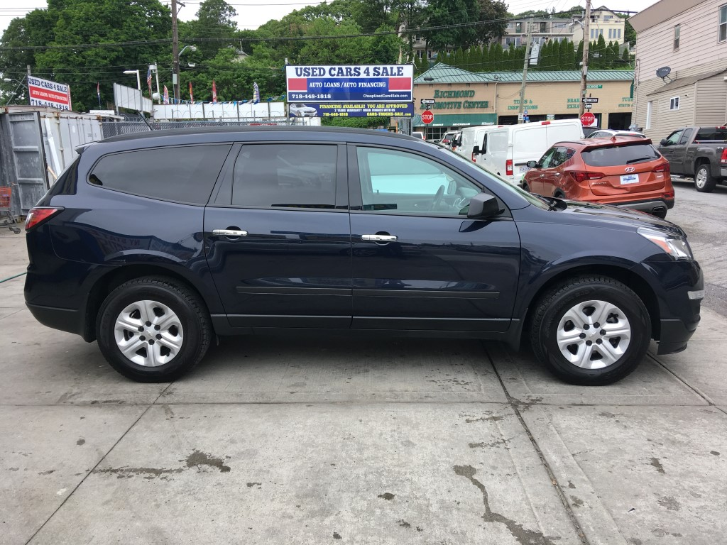 Used - Chevrolet Traverse LS SUV for sale in Staten Island NY