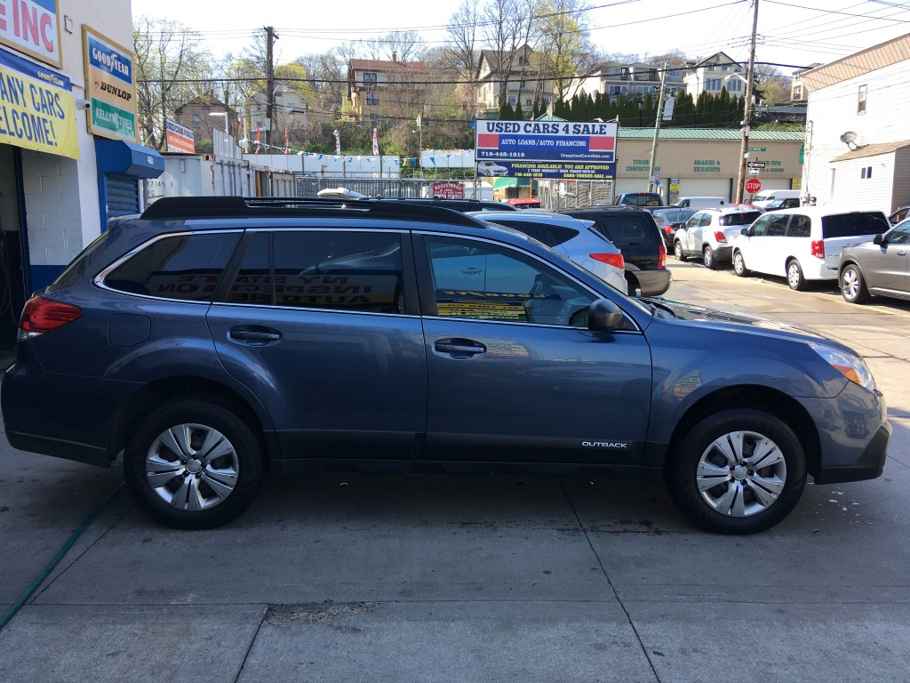 Used - Subaru Outback AWD Wagon for sale in Staten Island NY