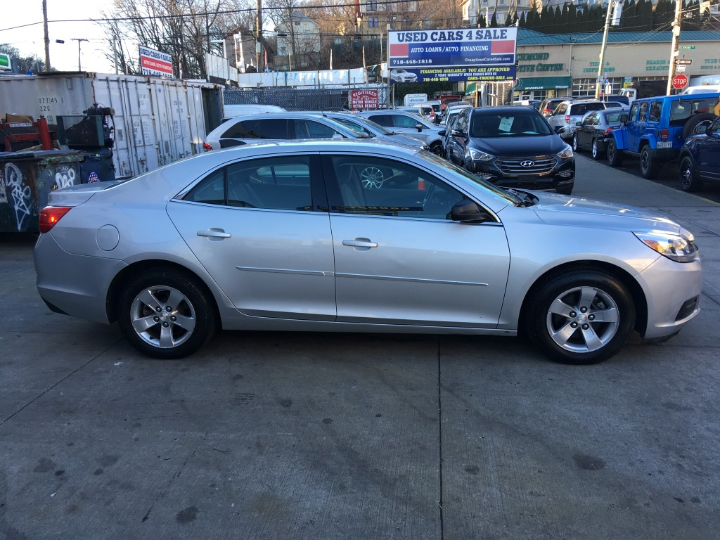 Used - Chevrolet Malibu LS Sedan for sale in Staten Island NY