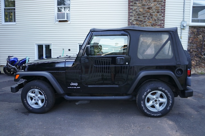 offers used car for sale 2003 jeep wrangler x sport utility 7. Black Bedroom Furniture Sets. Home Design Ideas