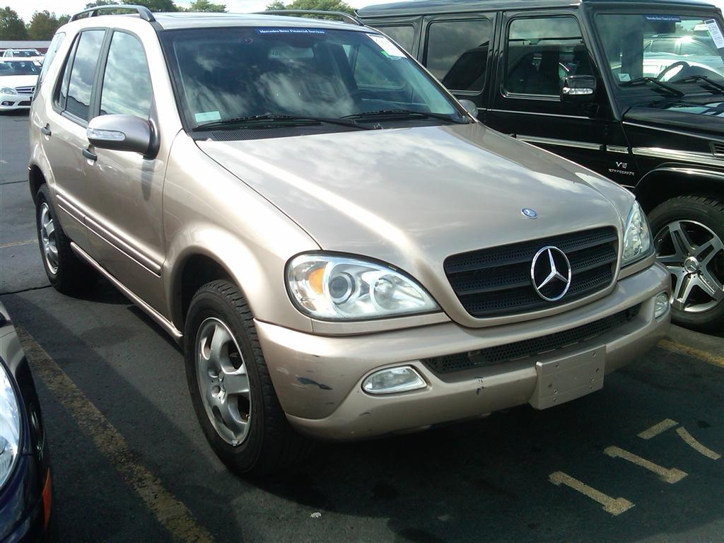 Offers used car for sale 2002 for Used mercedes benz ml320