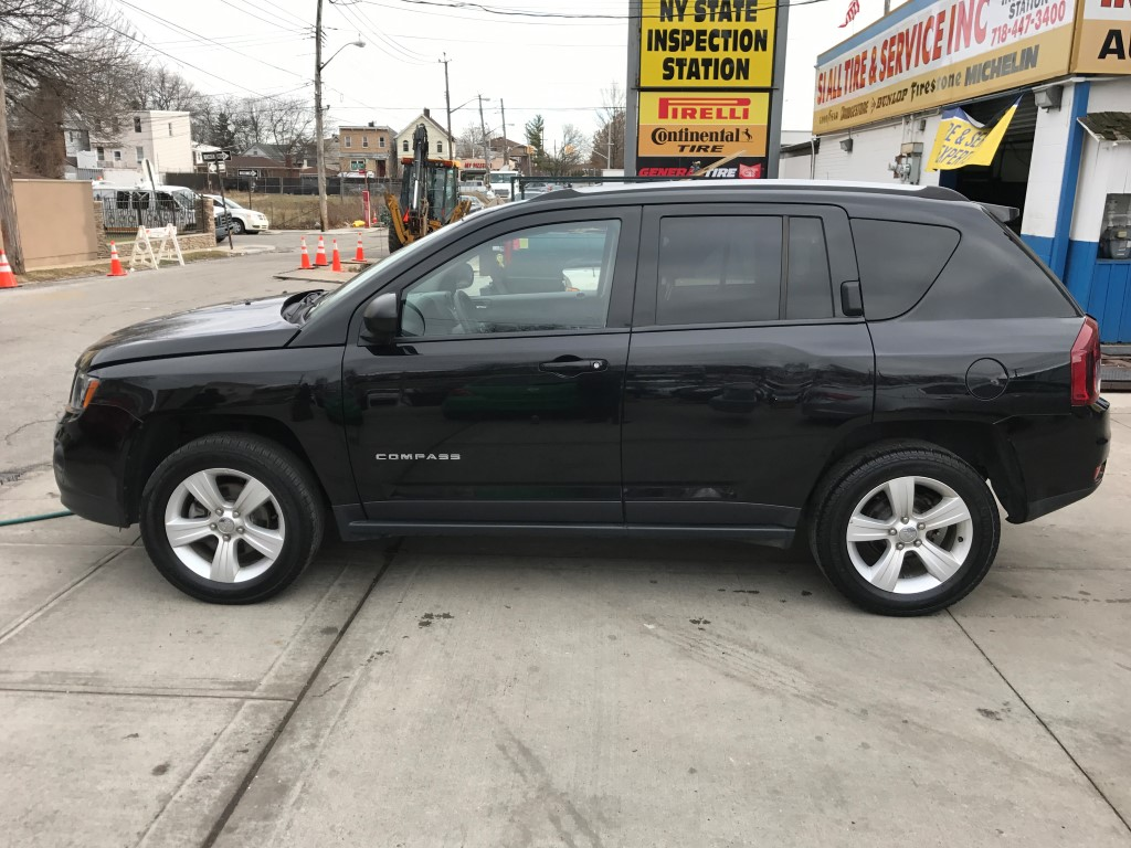 used 2015 jeep compass sport awd suv 13. Black Bedroom Furniture Sets. Home Design Ideas