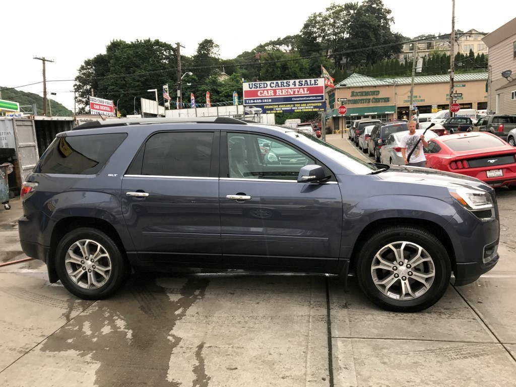 Used - GMC Acadia SLT AWD SUV for sale in Staten Island NY