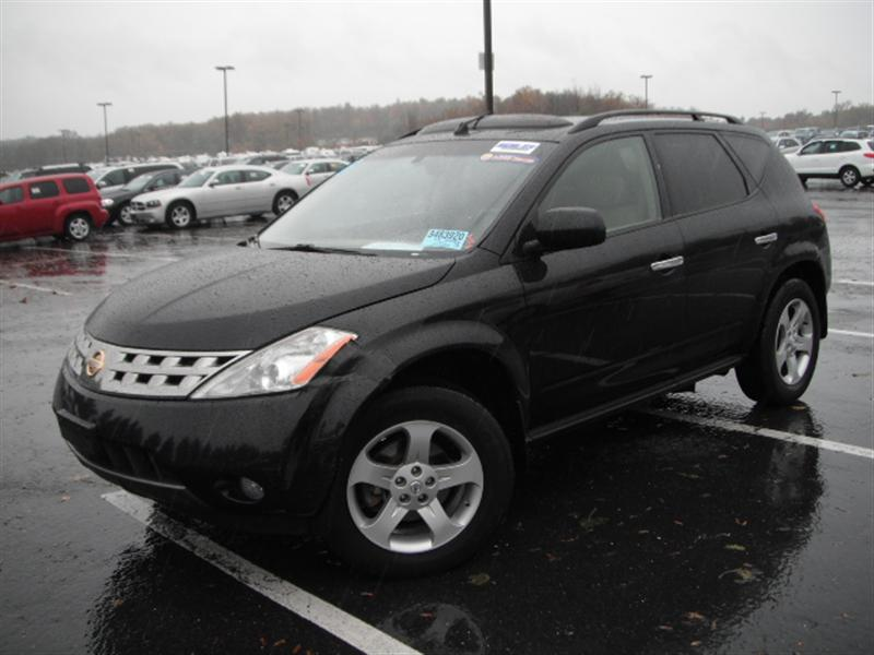 offers used car for sale 2004 nissan murano sl awd sport utility 8. Black Bedroom Furniture Sets. Home Design Ideas