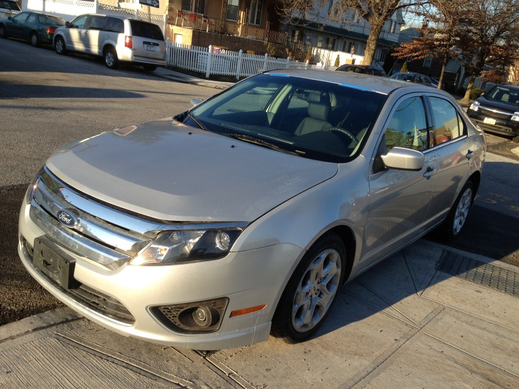 Staten Island Toyota >> Used 2010 Ford Fusion Sedan $8,990.00
