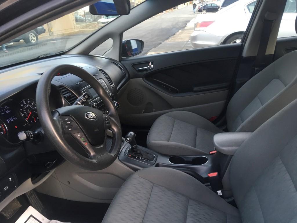 Used - Kia Forte LX Sedan for sale in Staten Island NY
