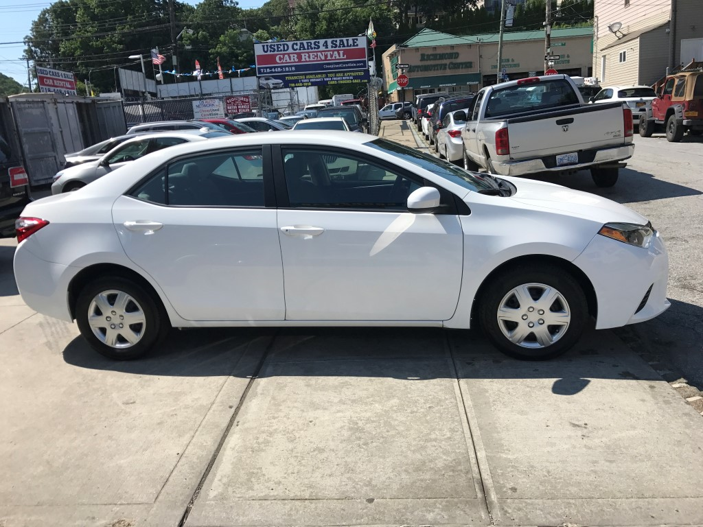 Used - Toyota Corolla LE  for sale in Staten Island NY