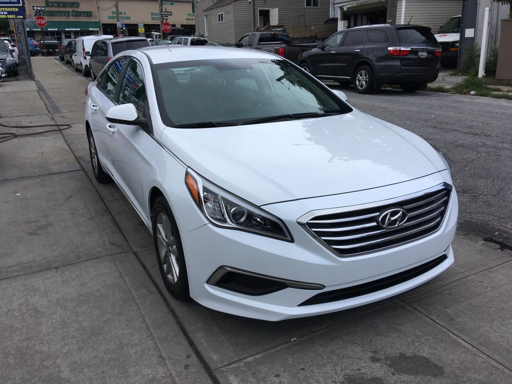 Used - Hyundai Sonata Sedan for sale in Staten Island NY