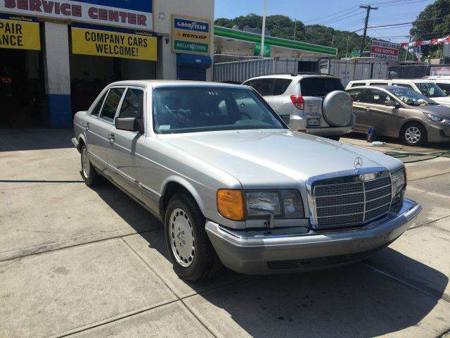Used 1987 mercedes benz 560 sedan 2 for Cheap used mercedes benz for sale