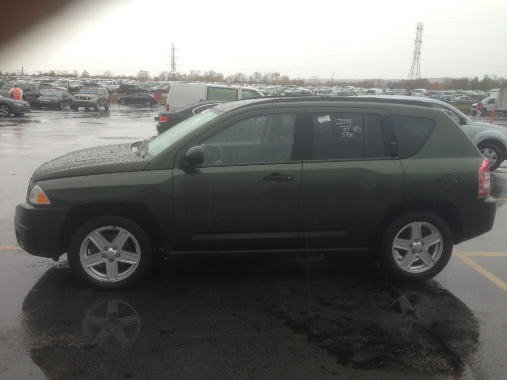 offers used car for sale 2007 jeep compass sport utility 4wd 7. Black Bedroom Furniture Sets. Home Design Ideas