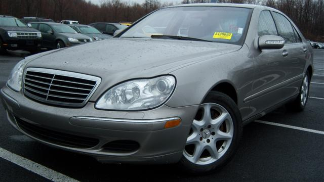 Used 2003 mercedes benz s class s500 4matic awd sedan for Mercedes benz s500 2003