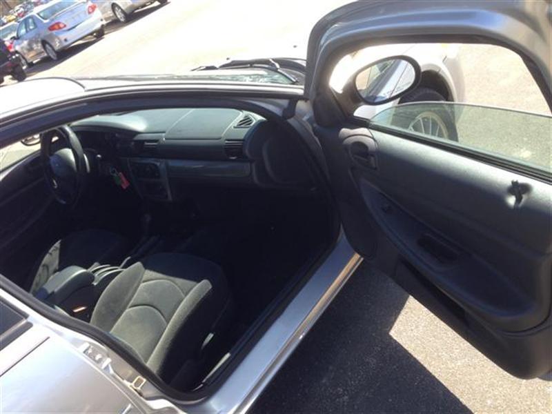 Used - Chrysler Sebring Sedan for sale in Staten Island NY