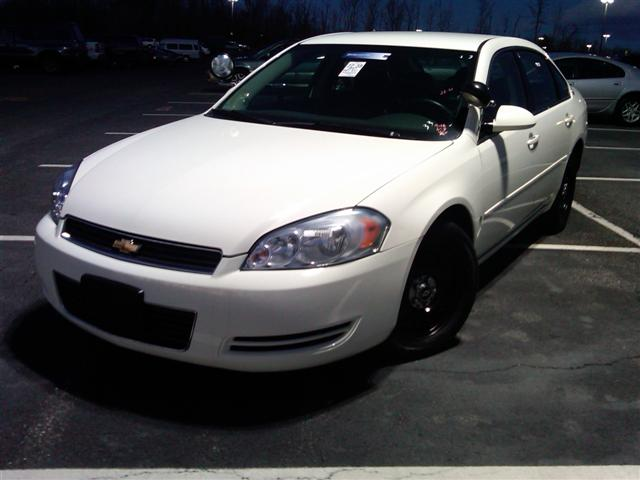 Used 2006 Chevrolet Impala Police Pkg 4 Door Sedan 5 399 00