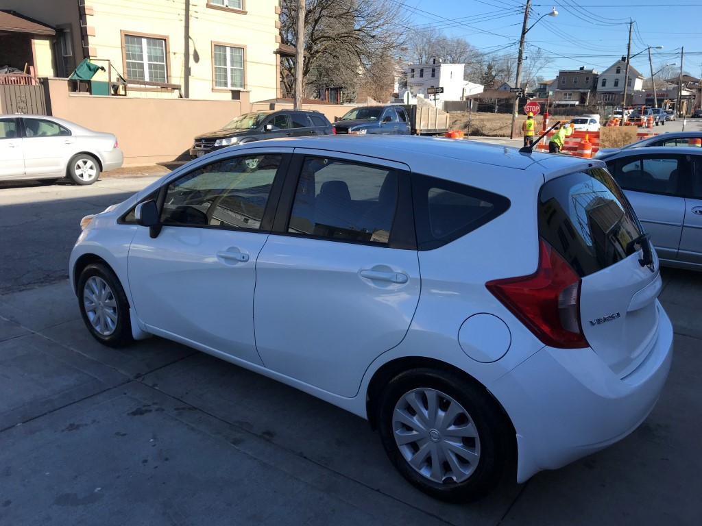 Used - Nissan Versa Note SV Hatchback for sale in Staten Island NY