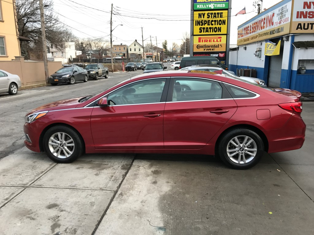 Used Nissan Altima For Sale >> Used 2016 Hyundai Sonata SE Sedan $14,490.00