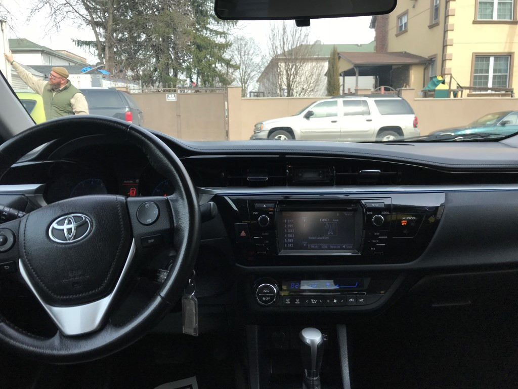 Used - Toyota Corolla S Sedan for sale in Staten Island NY
