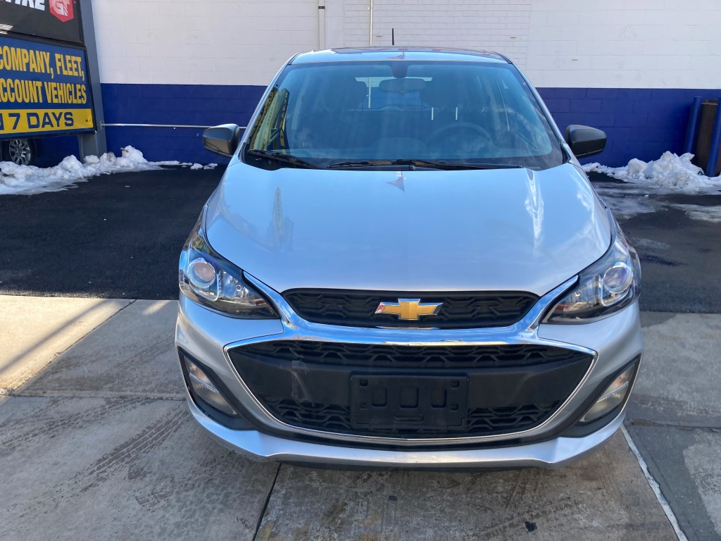 Used - Chevrolet Spark LS Hatchback for sale in Staten Island NY