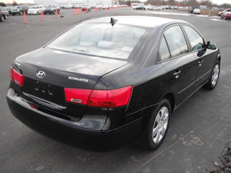 offers used car for sale 2009 hyundai sonata gls sedan 8. Black Bedroom Furniture Sets. Home Design Ideas